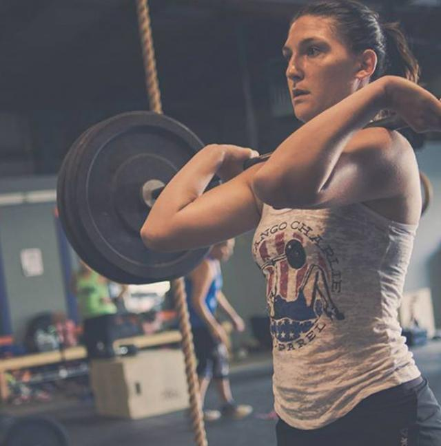 olympic lifting image
